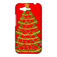 Sparkling Christmas tree - red HTC Rhyme