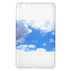 Summer Clouds And Blue Sky Samsung Galaxy Tab Pro 8 4 Hardshell Case