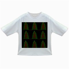 Christmas trees pattern Infant/Toddler T-Shirts