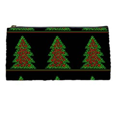 Christmas trees pattern Pencil Cases