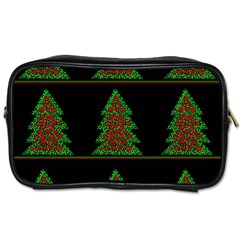Christmas trees pattern Toiletries Bags