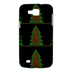 Christmas trees pattern Samsung Galaxy Premier I9260 Hardshell Case