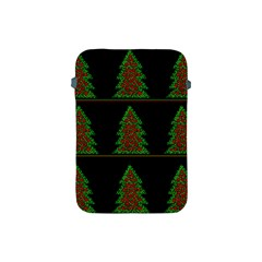 Christmas trees pattern Apple iPad Mini Protective Soft Cases