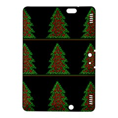 Christmas trees pattern Kindle Fire HDX 8.9  Hardshell Case