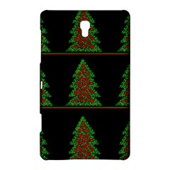 Christmas trees pattern Samsung Galaxy Tab S (8.4 ) Hardshell Case