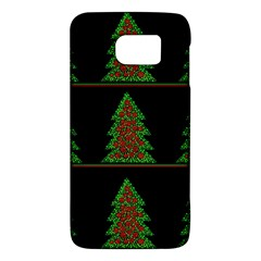 Christmas trees pattern Galaxy S6