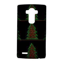 Christmas trees pattern LG G4 Hardshell Case