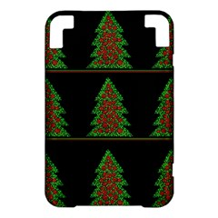 Christmas trees pattern Kindle 3 Keyboard 3G