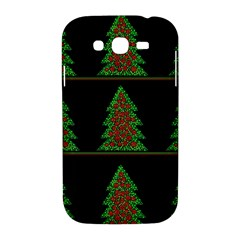 Christmas trees pattern Samsung Galaxy Grand DUOS I9082 Hardshell Case