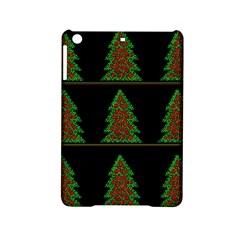 Christmas trees pattern iPad Mini 2 Hardshell Cases