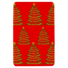 Christmas trees red pattern Kindle Fire (1st Gen) Hardshell Case