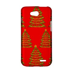 Christmas trees red pattern LG L90 D410