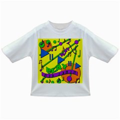Music Infant/Toddler T-Shirts