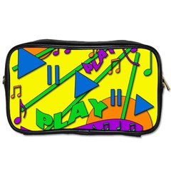 Music Toiletries Bags