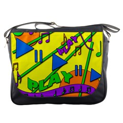Music Messenger Bags