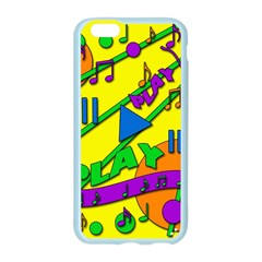 Music Apple Seamless iPhone 6/6S Case (Color)