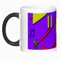 Music 2 Morph Mugs