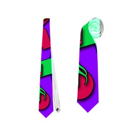 Music 2 Neckties (One Side)