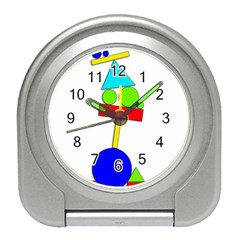 Balance  Travel Alarm Clocks