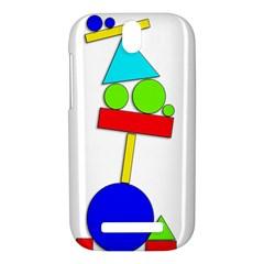 Balance  HTC One SV Hardshell Case