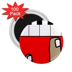 Piano  2.25  Magnets (100 pack)