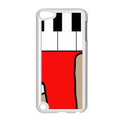 Piano  Apple iPod Touch 5 Case (White)