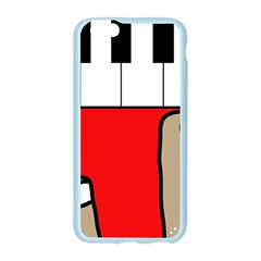 Piano  Apple Seamless iPhone 6/6S Case (Color)
