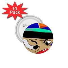 Accident  1.75  Buttons (10 pack)