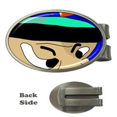 Accident  Money Clips (Oval)