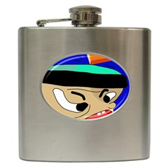 Accident  Hip Flask (6 oz)