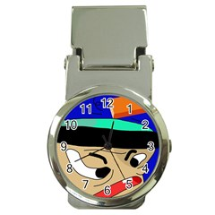 Accident  Money Clip Watches