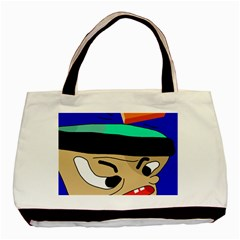 Accident  Basic Tote Bag