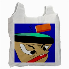 Accident  Recycle Bag (two Side)