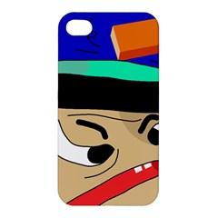 Accident  Apple iPhone 4/4S Hardshell Case