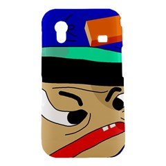 Accident  Samsung Galaxy Ace S5830 Hardshell Case