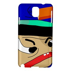 Accident  Samsung Galaxy Note 3 N9005 Hardshell Case