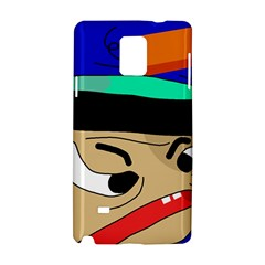 Accident  Samsung Galaxy Note 4 Hardshell Case