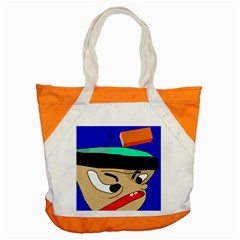 Accident  Accent Tote Bag