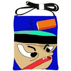 Accident  Shoulder Sling Bags
