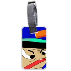 Accident  Luggage Tags (Two Sides)