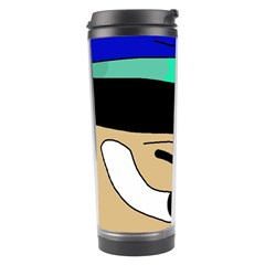 Accident  Travel Tumbler