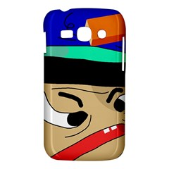 Accident  Samsung Galaxy Ace 3 S7272 Hardshell Case