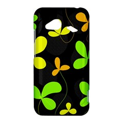 Floral design HTC Droid Incredible 4G LTE Hardshell Case