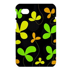 Floral design Samsung Galaxy Tab 7  P1000 Hardshell Case
