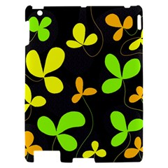 Floral design Apple iPad 2 Hardshell Case