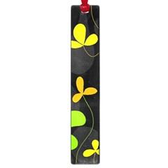Floral design Large Book Marks