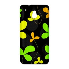 Floral design HTC One Mini (601e) M4 Hardshell Case