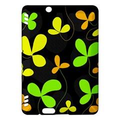 Floral design Kindle Fire HDX Hardshell Case