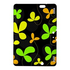 Floral design Kindle Fire HDX 8.9  Hardshell Case