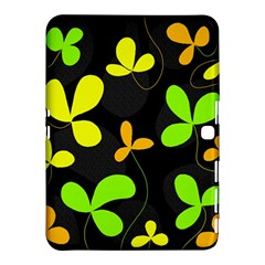 Floral design Samsung Galaxy Tab 4 (10.1 ) Hardshell Case